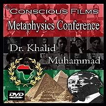 Metaphysics Conference - Dr. Khalid Muhammad