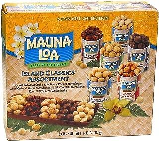 Mauna Loa Island Classics Assortment, 1 Lb 13 Ounce by Mauna Loa