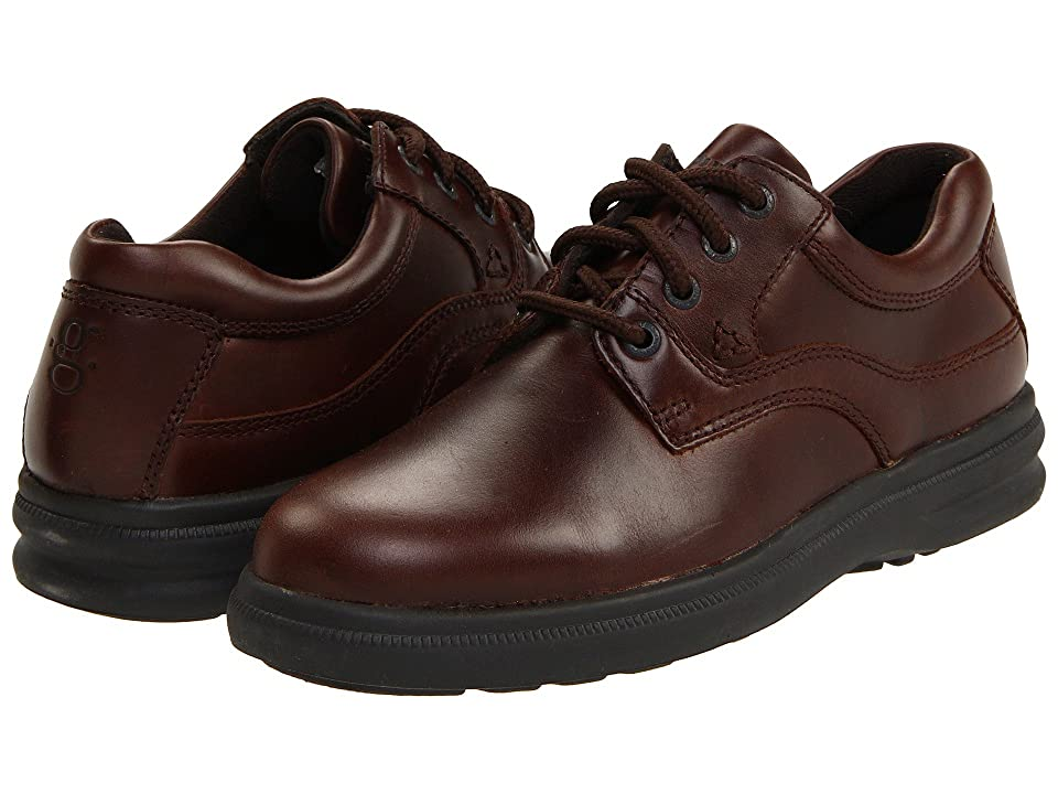 Hush Puppies Glen (Brown Pull-Up Leather) Men