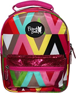 Accessory Innovation French Bull – Girl's Insulated Bella Lunch Bag-Viva Backpack Multi-Colored One Size