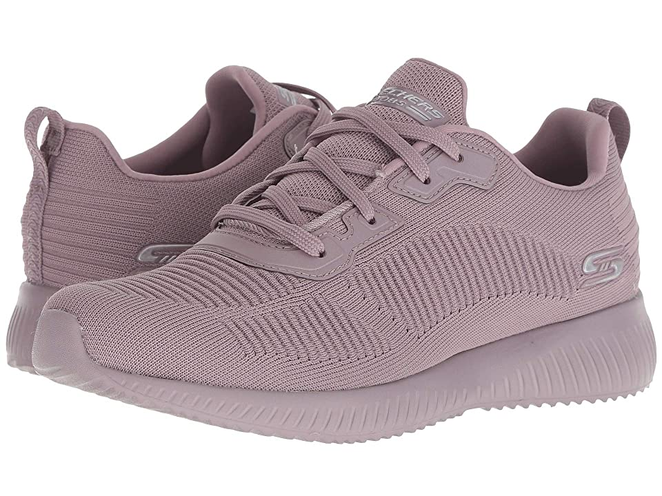BOBS from SKECHERS Bobs Squad Tough Talk (Mauve) Women