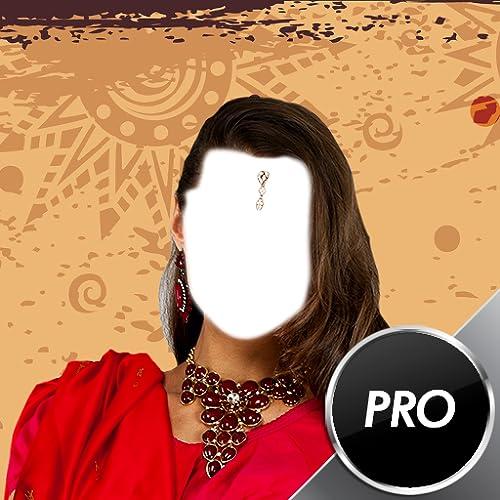 Boda Sari Fotomontaje