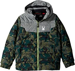 Spyder Kids - Mini Clutch Down Jacket (Toddler/Little Kids/Big Kids)
