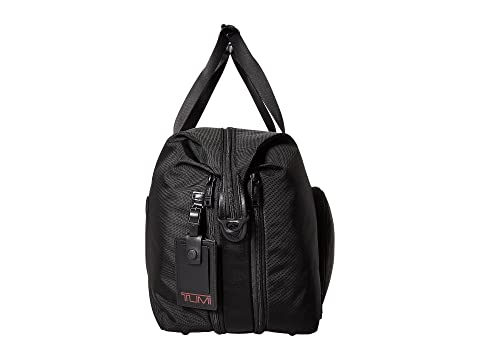 2 Travel Doble Satchel Tumi Negro Alpha Expansión 5OXppq