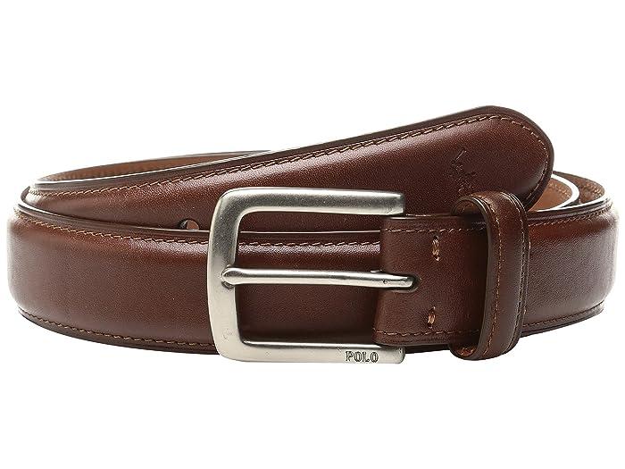 Polo Ralph Lauren Suffield Belt (Tan) Men