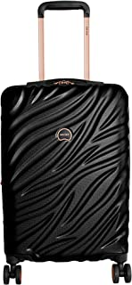 Delsey Alexis Lightweight Luggage Set 3 Piece, Double Wheel Hardshell Suitcases, Expandable Spinner Suitcase with TSA Lock...