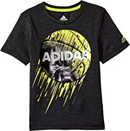 adidas Kids Rocket Ball Tee (Toddler/Little Kids)