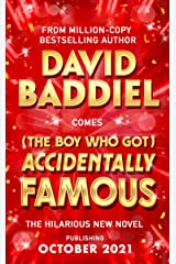 The Boy Who Got Accidentally Famous: the new Bestselling Blockbuster from Baddiel for 2021 Kindle Edition