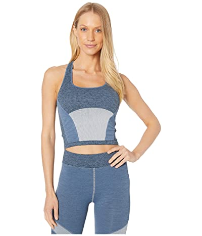 FP Movement Pop Life Crop (Blue Combo) Women