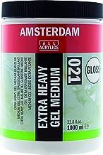 Amsterdam Gel Medium Extra Zwaar - Glans - 1000ml