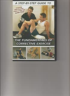 THE FUNDAMENTALS OF CORRECTIVE EXERCISE- A STEP BY STEP GUIDE- DVD