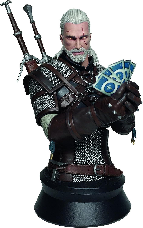 marcas de diseñadores baratos The Witcher 3000-442 3000-442 3000-442 - Figura de geralto, 3 cazas Salvajes  tienda hace compras y ventas