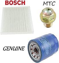 Tune Up Kit Air Oil Filters Drain Plug for Honda CR-V 2008-2014
