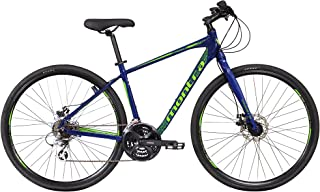 Montra Madrock 700X35C 21 Speed Super Premium Cycle(Prussian Blue)