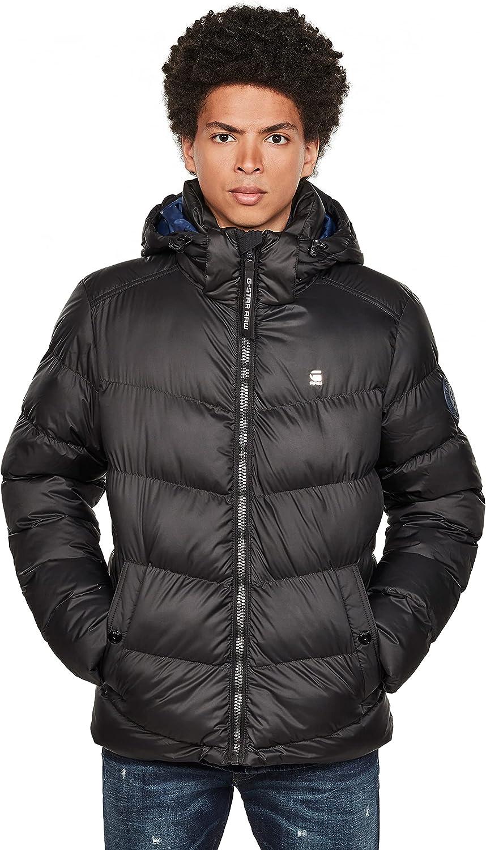 G-Star Raw Men's Whistler Hooded Puffer Jacket