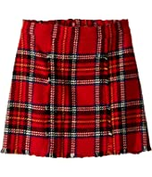 Oscar de la Renta Childrenswear - Plaid Skirt (Little Kids/Big Kids)