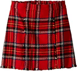 Plaid Skirt (Little Kids/Big Kids)