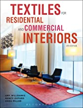 Textiles For Residential And Commercial Interiors By Amy Willbanks, Nancy Oxford, Dana Miller