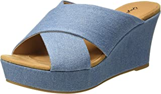 Qupid Women's Fashion Sandals