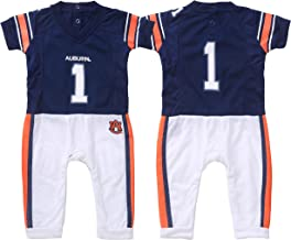 NCAA Boys Infant Football Uniform Pajamas