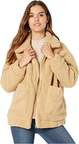 Butterscotch Teddy Fleece