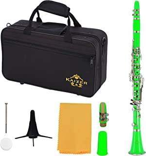 allora student series bb clarinet model aacl 336