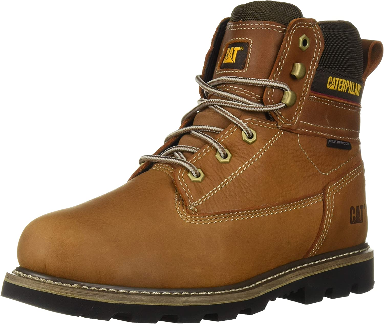 Branded goods 55% OFF Caterpillar Men's Idaho Construction Wp Boot