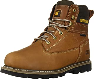 Caterpillar Men's Idaho Waterproof Construction Boot