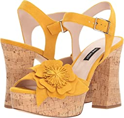 Nine West Winflower Heel Sandal