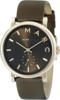 Marc by Marc Jacobs Women's MBM1328 Baker Analog Display Analog Quartz Green Watch
