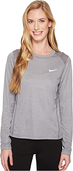 Dry Miler Long Sleeve Running Top