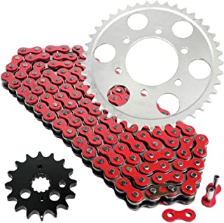 Best zx9r chain and sprocket kit Reviews