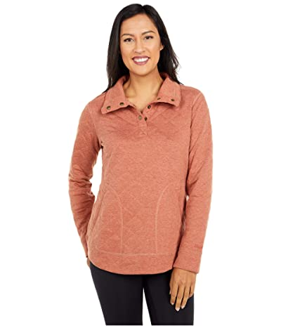 Marmot Roice Long Sleeve Pullover (Picante Heather) Women
