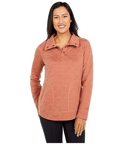 Marmot Roice Long Sleeve Pullover (Picante Heather) Women