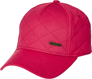 U.S. Polo Assn. Quilted Jersey Women's Baseball Cap, Curved Brim, Adjustable
