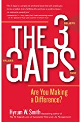 The 3 Gaps: Are You Making a Difference? Kindle Edition