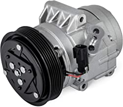Mophorn CO 11209C 6E5Z19703A Universal Air Conditioner AC Compressor for Ford Fusion Mercury Milan 06-12 2.3L 2.5LSP17 A/C Compressor Assembly