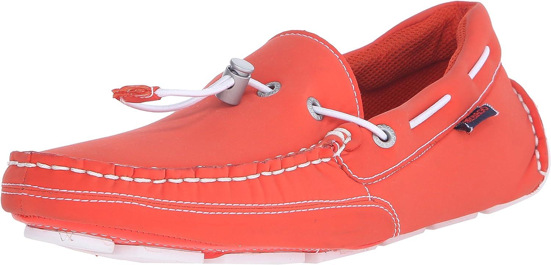 Sebago Men's Kedge Tie Man's Navy shoes