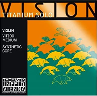 vision titanium solo strings