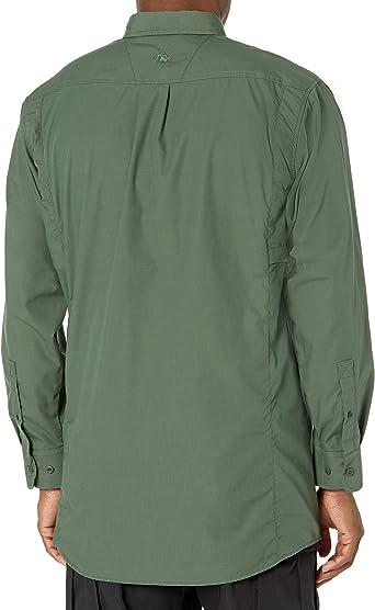 Tru-Spec Camisa Ligera de Campo de Manga Larga 24-7 para Hombre