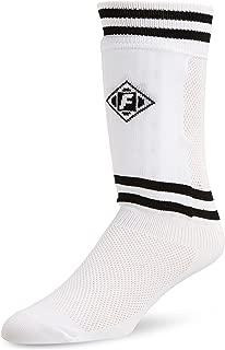 Franklin Sports ACD Sockfeets Shin Guard,  (Assorted Colors)