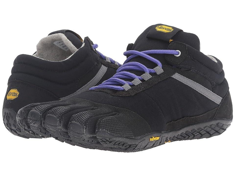 Vibram FiveFingers Trek Ascent Insulated (Black/Purple) Women
