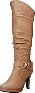 Best heeled brown boots Reviews
