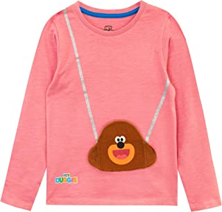HEY DUGGEE GIRLS WHITE TOP AND PINK SKIRT SET Size UK VARIOUS