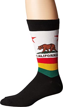 Socksmith - California Flag