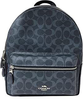 Women's Charlie Signature Leather Backpack