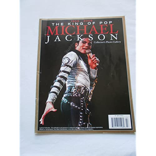 Michael Jackson the King of Pop 1958-2009 (Collector's Photo Gallery, #07)
