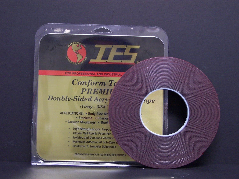 IES-70879 Louisville-Jefferson Max 54% OFF County Mall 1 4 Inch x 54 Tape Foam Feet Acrylic Sided Double