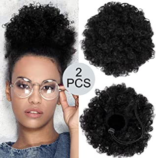 Best 3c afro puff Reviews