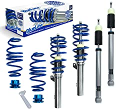 JOM Height Adjustable Coilover Suspension Lowering Kit For VW MK7 Golf/GTI/R